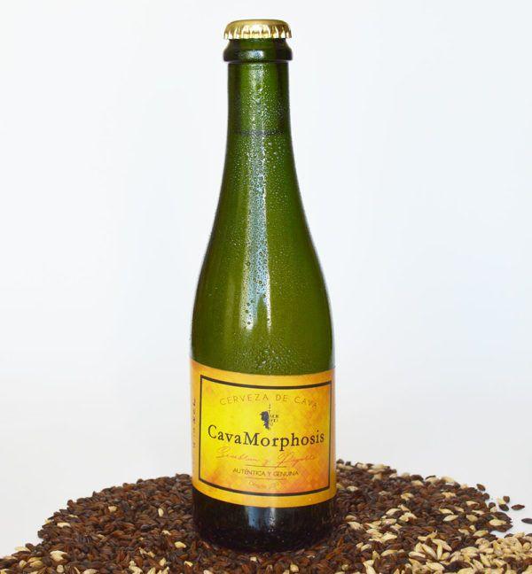 Cerveza artesana Cavamorphosis
