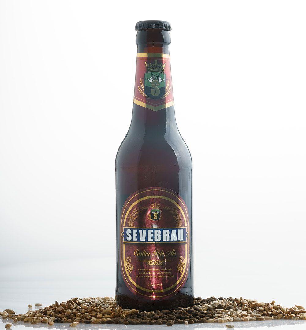 cerveza artesana Castúa de Sevebrau