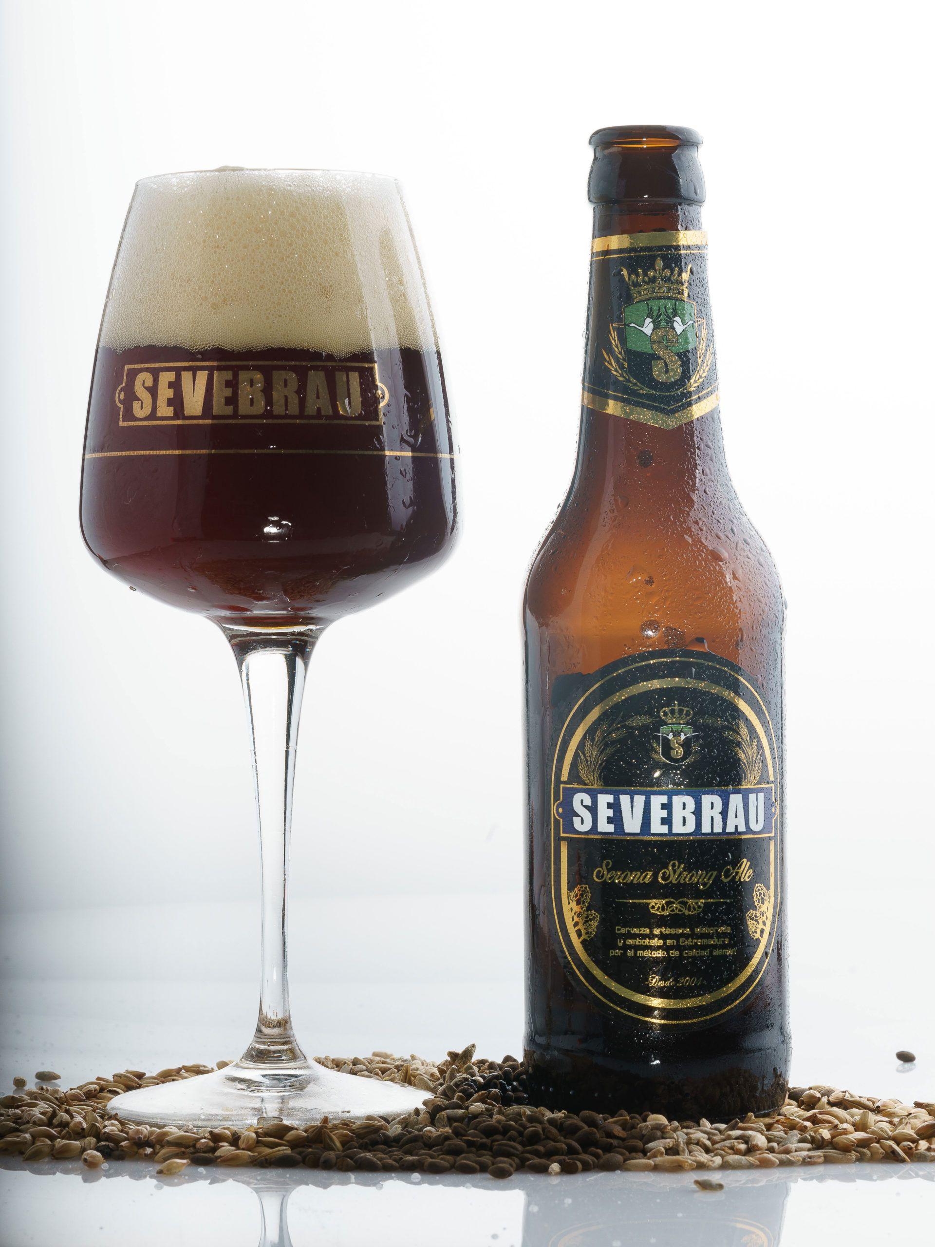 Cerveza artesana Serona