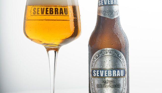 Cerveza artesana American Pale Ale