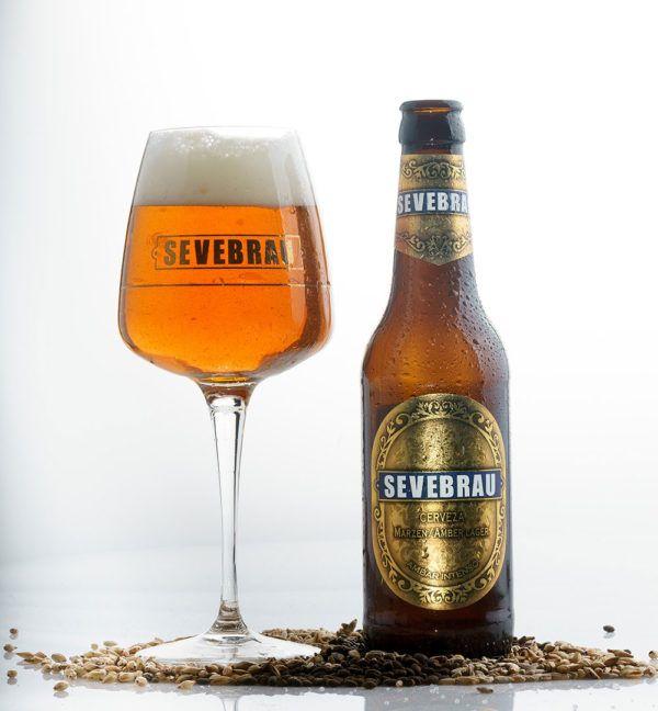 Cerveza artesana Marzen