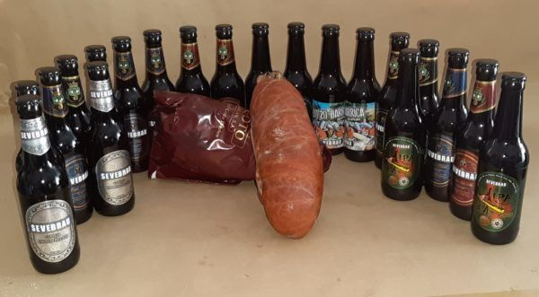 Pack cervezas artesanas