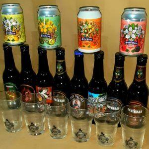 Pack degustación cervezas artesanas