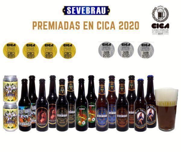Cervezas artesanas premiadas