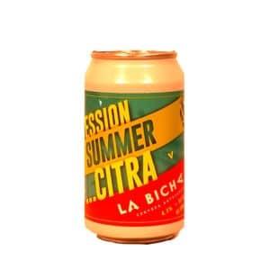 Cerveza sesion IPA de La Bicha