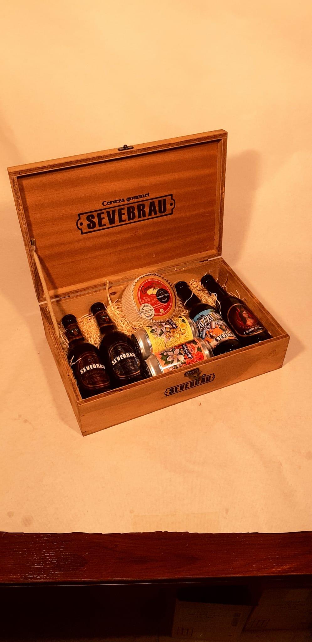 lote de cervezas artesanas para regalo
