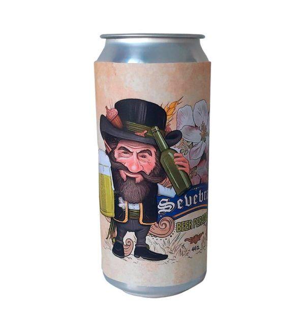 hibrida cerveza sidra Sevebrau