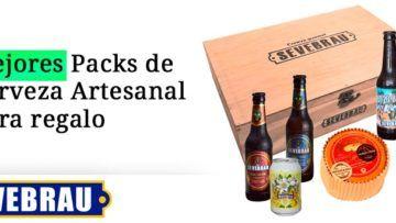 cerveza artesanal para regalo