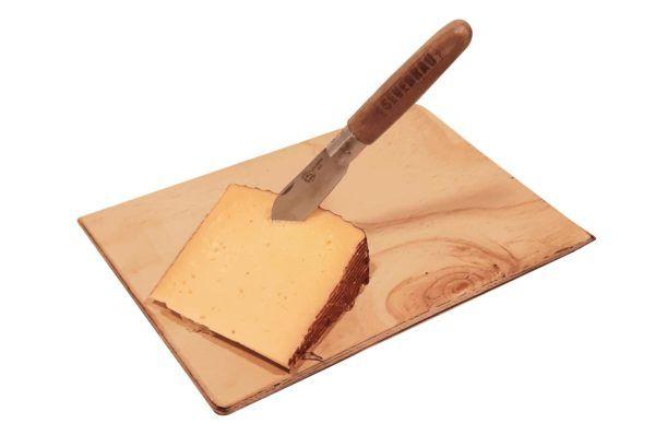 navaja para cortar queso