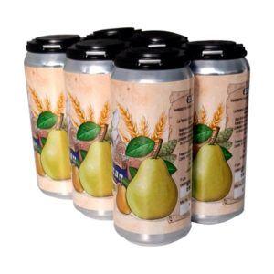 lote cervezas de pera