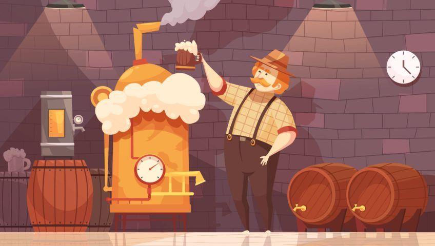 diferencias entre cerveza artesana e industrial