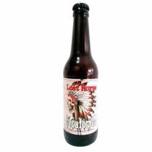 cerveza lost horse hecatome american pale ale