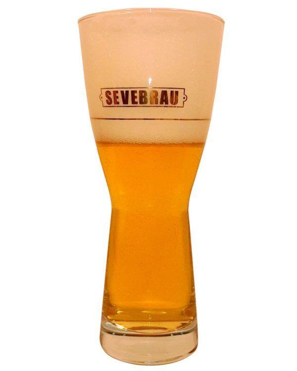 vaso de cerveza grande
