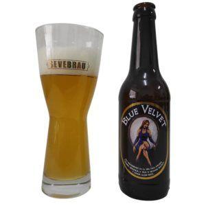 color cerveza blue velvet