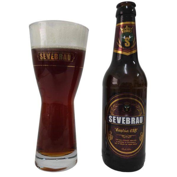 color cerveza castua esb