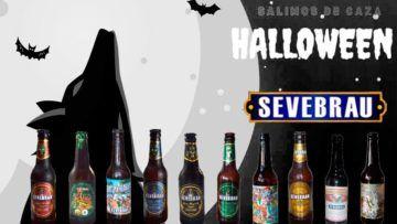 Cervezas halloween