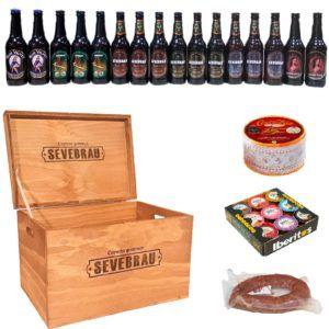Pack cerveza personalizada